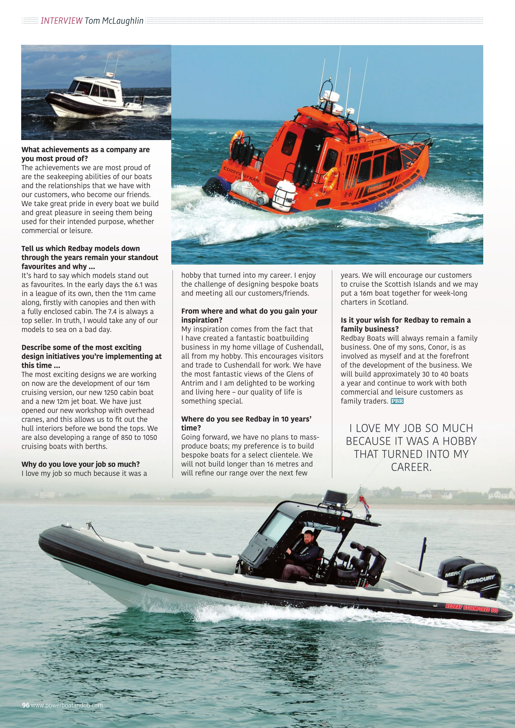 Media - Redbay Boats