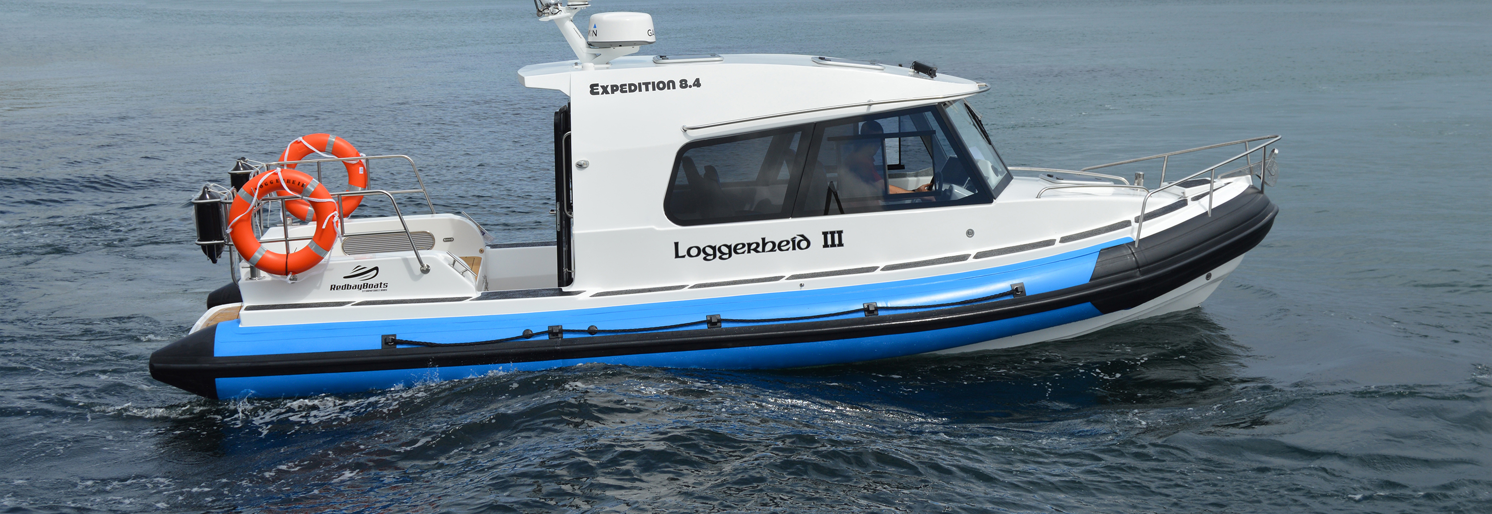 The Stormforce 8.4 Expedition